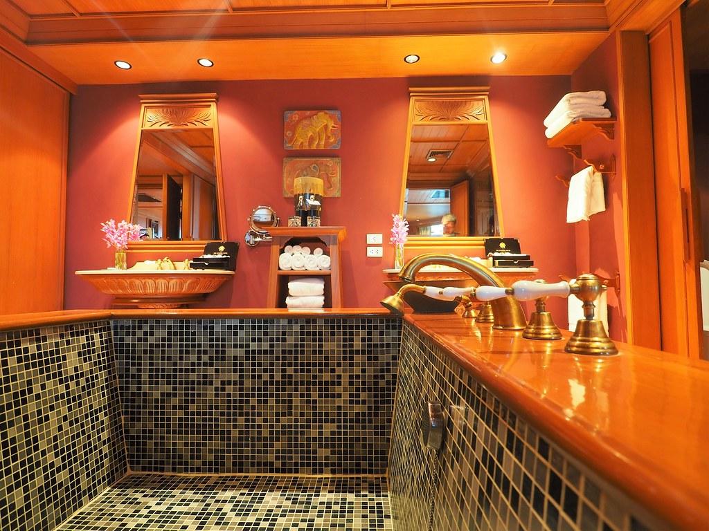 曼谷THE ATHENEE HOTEL (15)