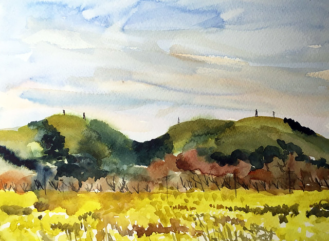 190316 Mustard in Morgan Hill