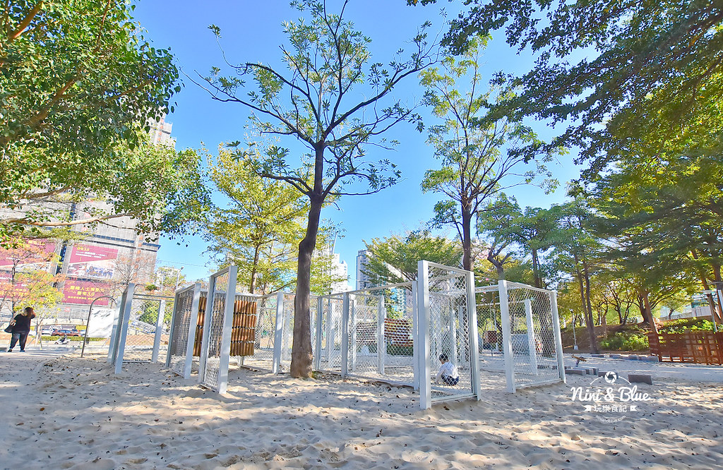 文心森林公園.十二感官遊戲設施10