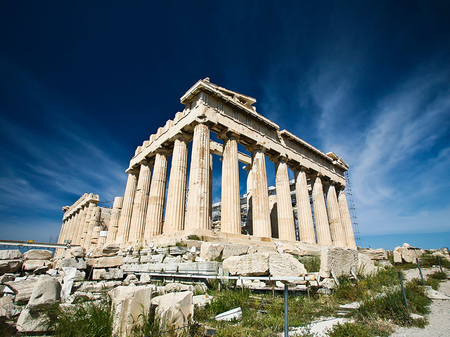 Grécia - Atenas, Mikonos e Santorini