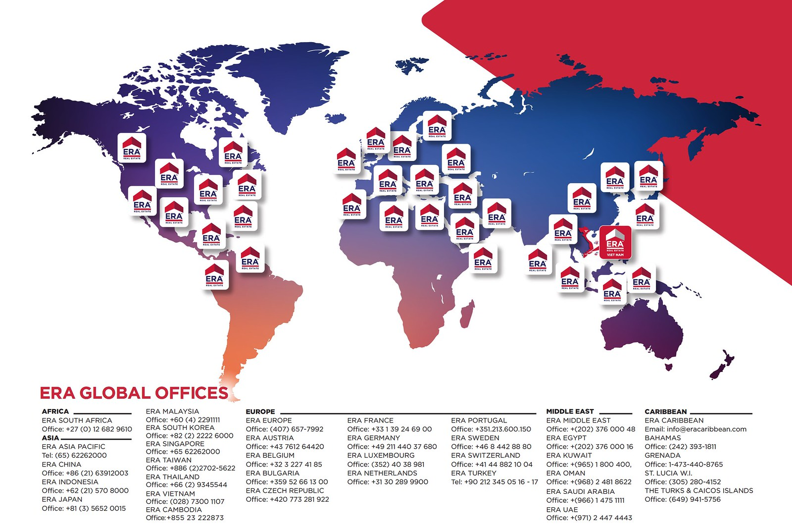 ERA Global Offices