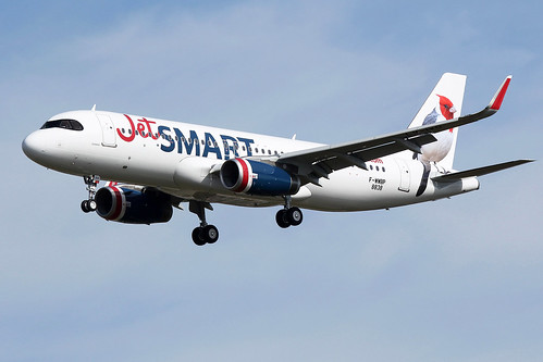 JETSMART / Airbus   A 320 SL   F-WWBP   msn 8838 / LFBO - TLS / mars 2019