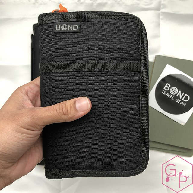 Bond Travel Gear Wallet & Field Journal & Tomoe River Notebooks Review 12