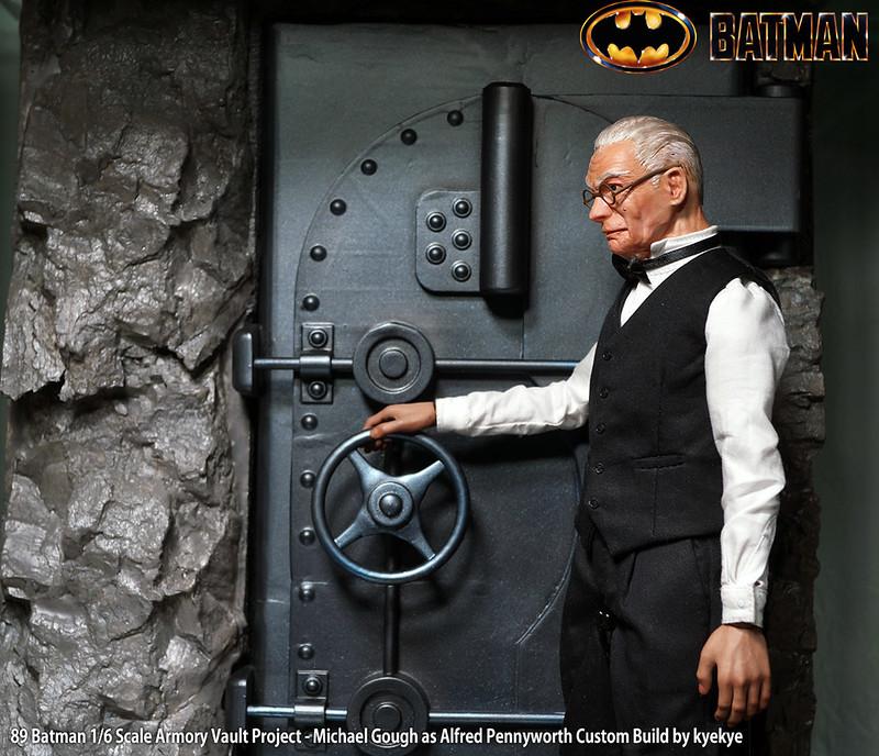 1/6 Scale 89 Batman Armory Custom (3D Print) 46782804752_2536ef8162_c