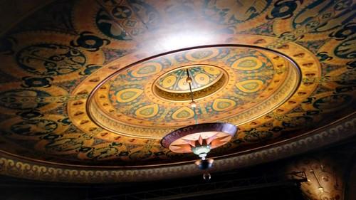 Hirschfeld Ceiling