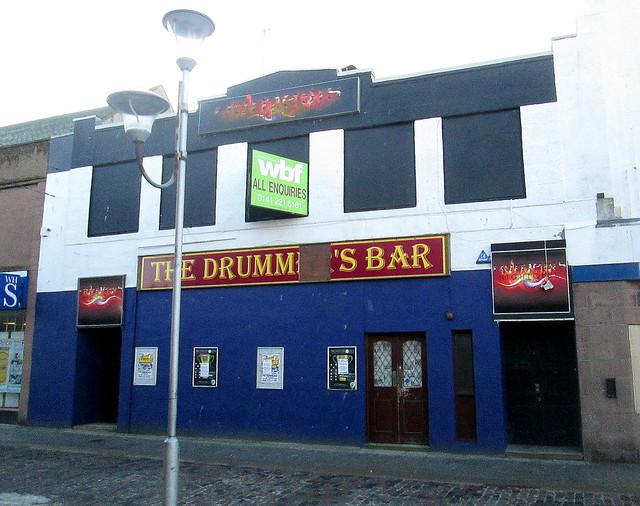 Art Deco (Former) Pub, Peterhead