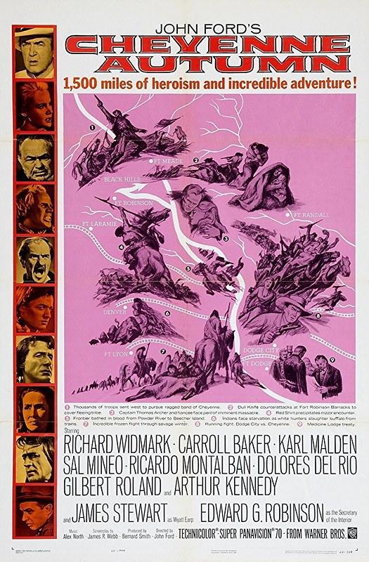 Cheyenne Autumn - Poster 5
