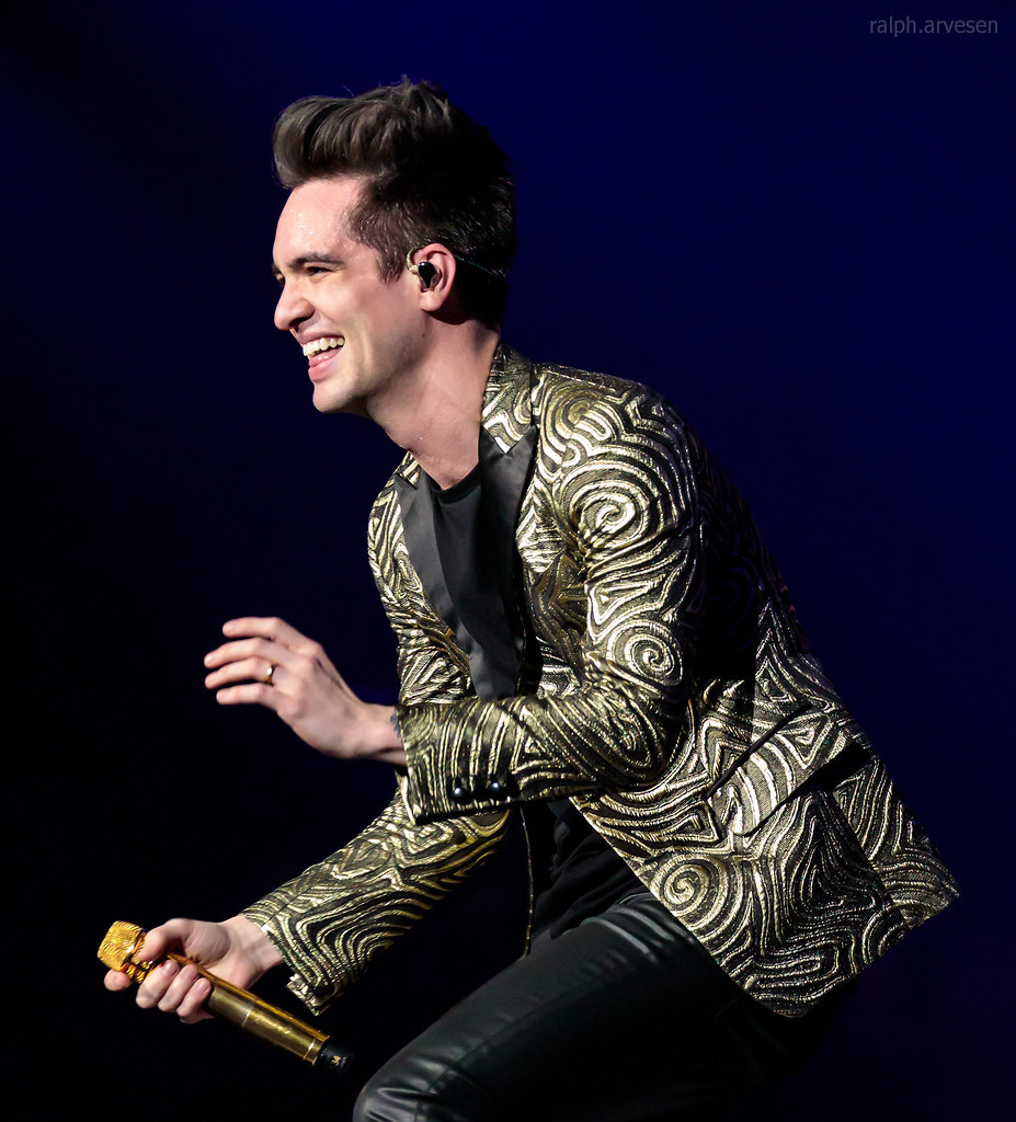 Panic! At The Disco | Texas Review | Ralph Arvesen