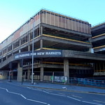 Demolition of Preston Market Car Park continues