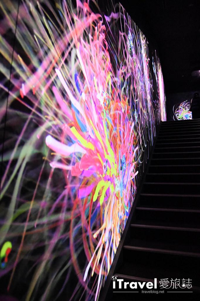 东京艺术展览 teamLab Borderless (43)