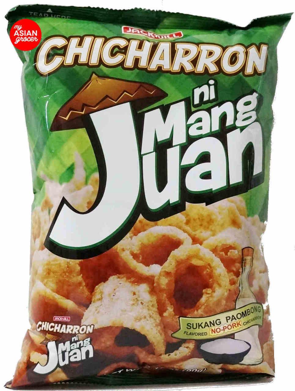 ni Mang Juan豬皮餅乾