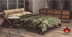 Trompe Loeil - Exton Bedroom Set for Collabor88 March
