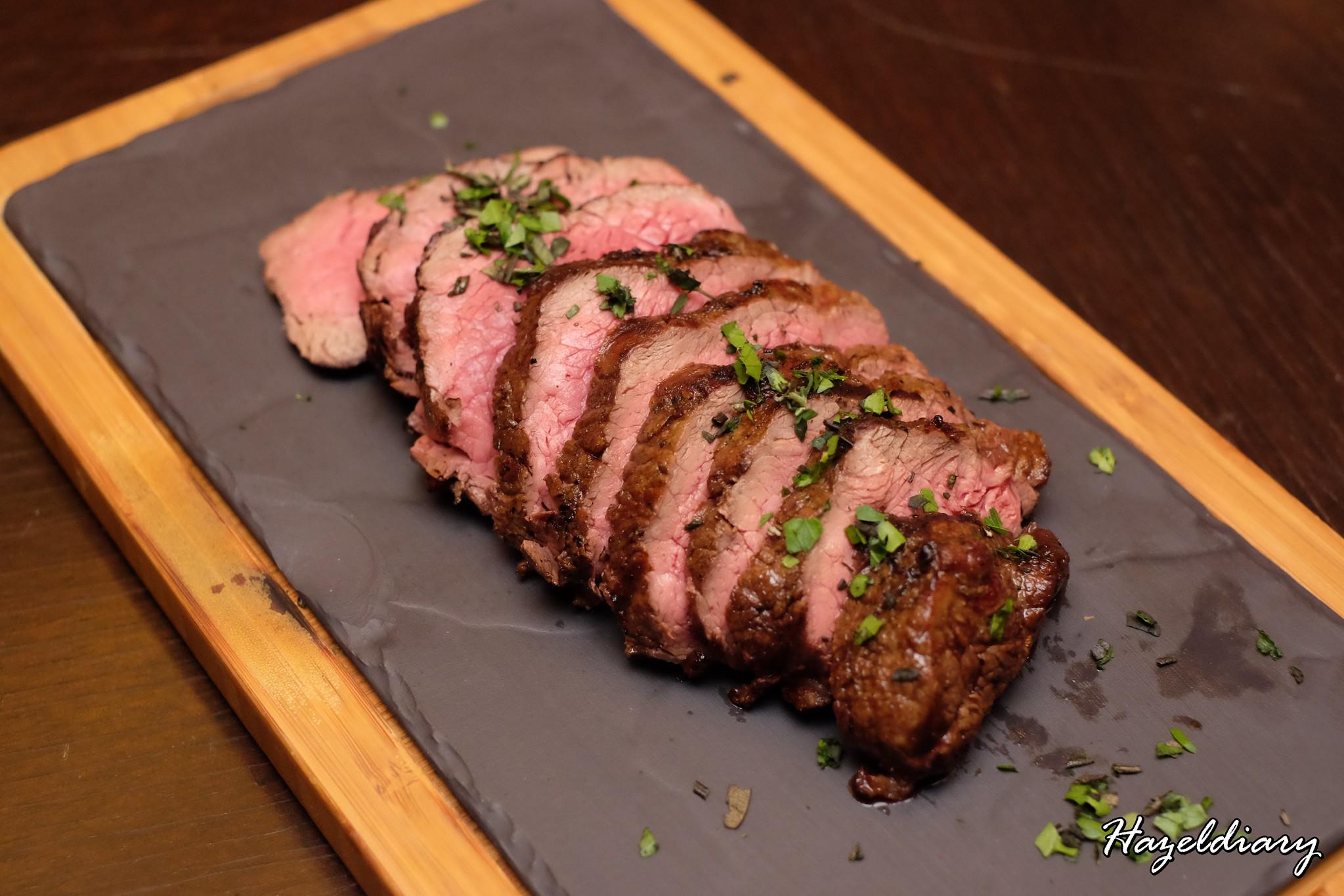 Opus Bar & grill-Hilton Singapore-Beef
