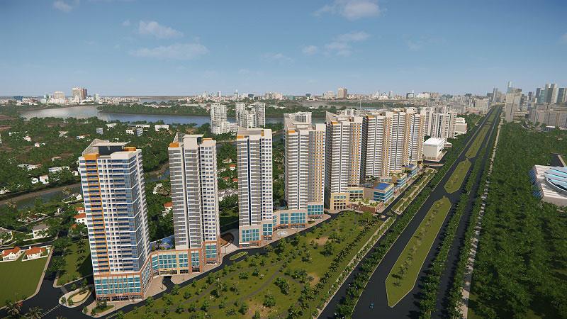 Tổng quan dự án căn hộ Sun Avenue