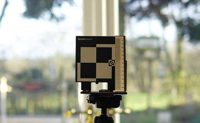 Have you calibrated your lens Lately?