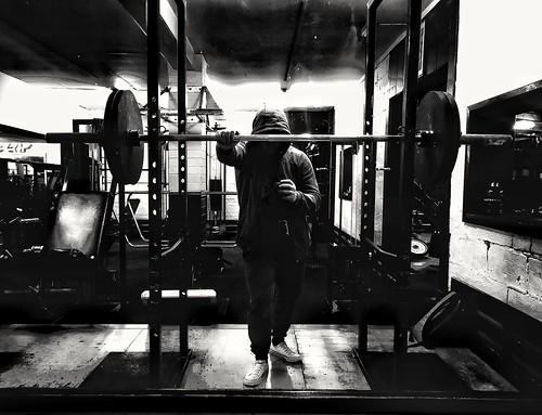 79/365 Late Night Squats