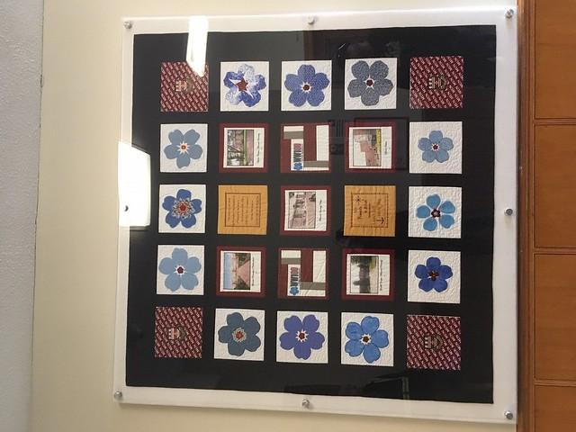 WW1 Living Memorial Quilt