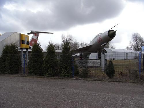 20110314 0201 121 Jakobus Merseburg Flugzeugmuseum