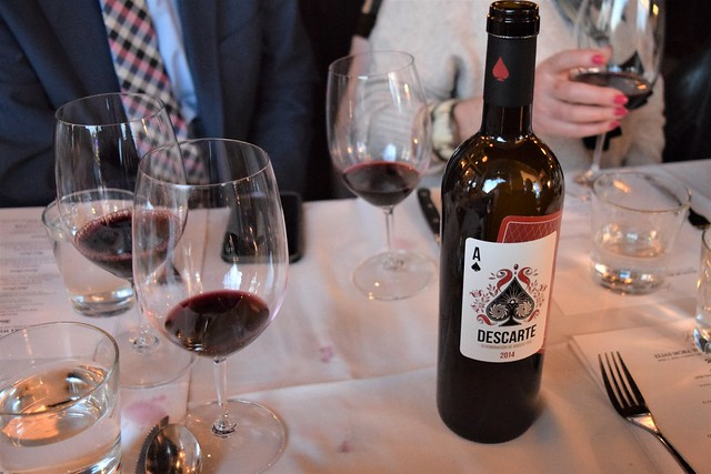 Joselito Wine Dinner