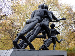 GOC London Public Art 2 116: The Rush of Green