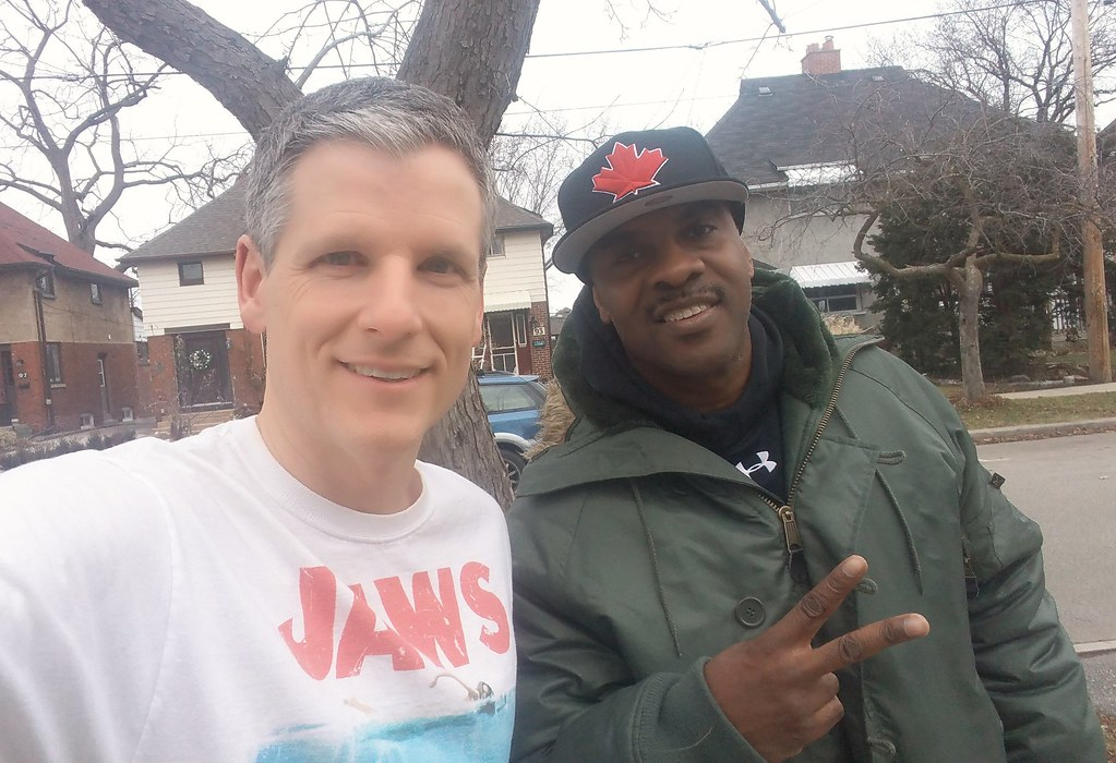 Maestro Fresh-Wes and me
