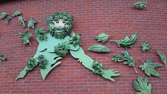 Green Man in Guildford, Surrey