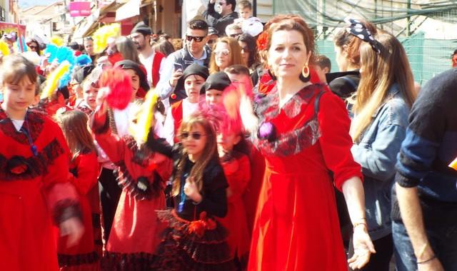 Παιδική Καρναβαλική Παρέλαση 2019 στην Λευκάδα