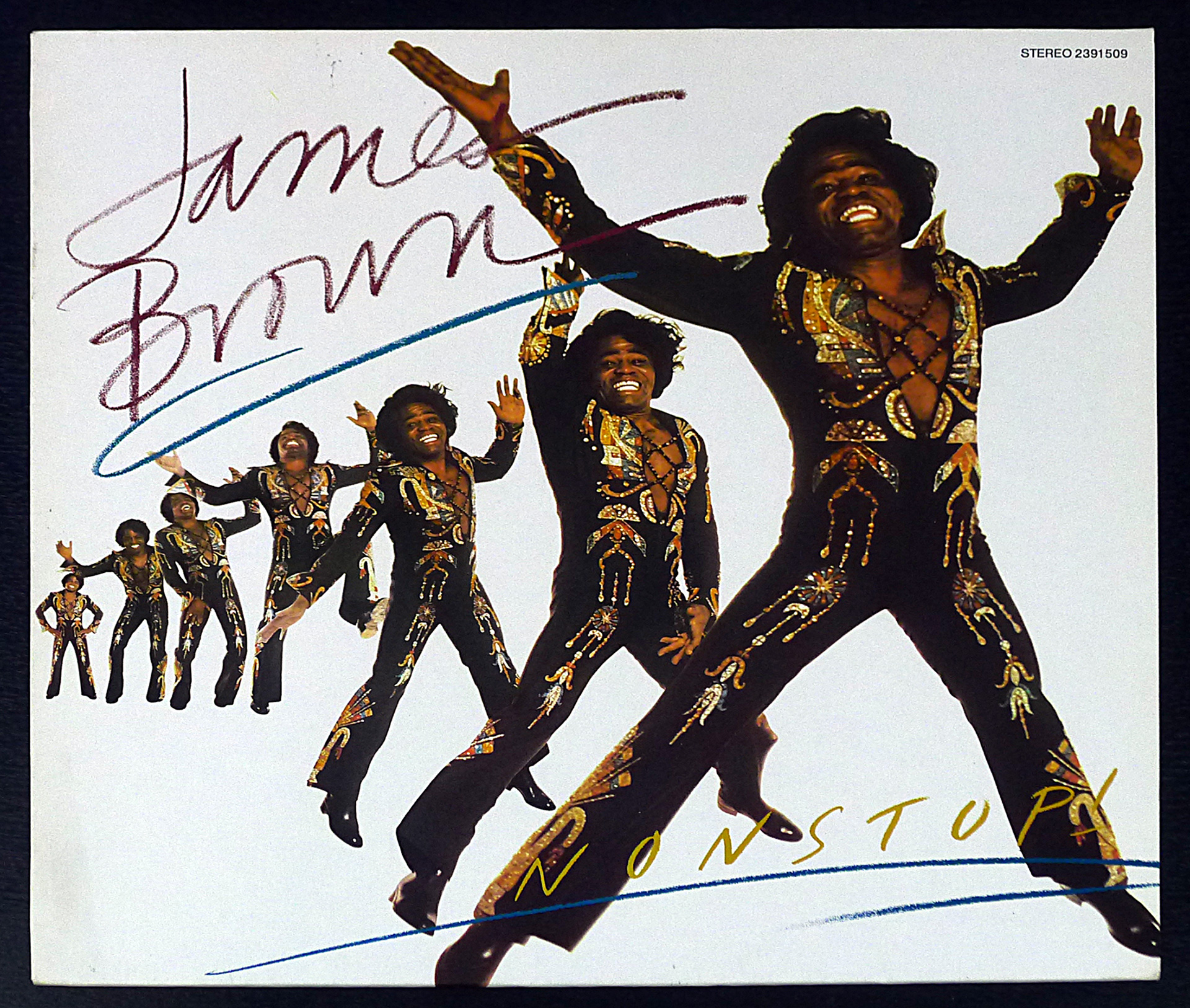 James Brown Non Stop