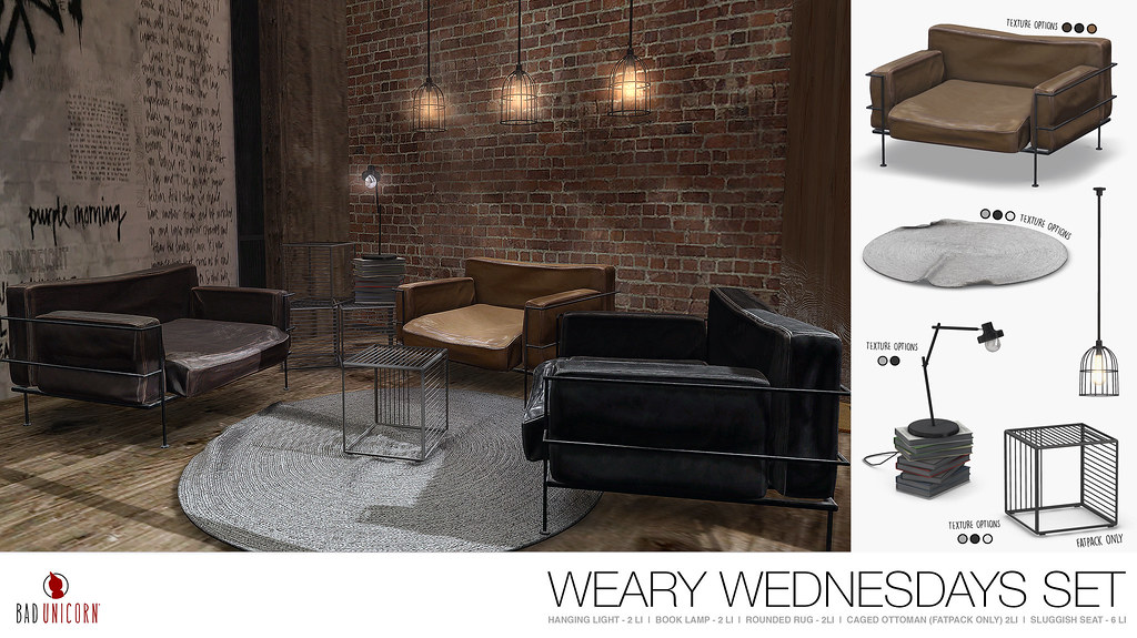 NEW! Weary Wednesday Set @ N21