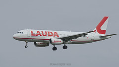 Airbus A320-232 / LaudaMotion / OE-IHL