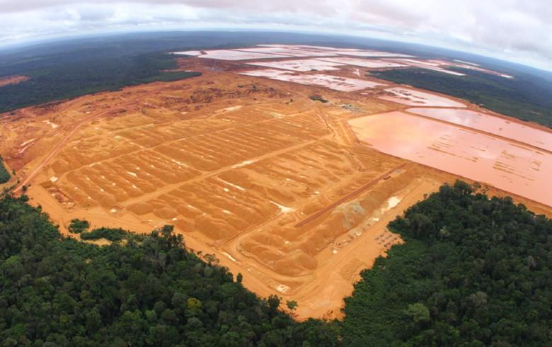 Quilombolas pedem que Ibama não autorize MRN a construir novas barragens , barragem da MRN