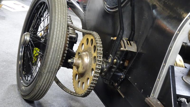 Bugatti Diatto Avio 8C 14,5 litres 1919 - Retromobile Paris 2019  33204048018_1aaeebf8f5_c