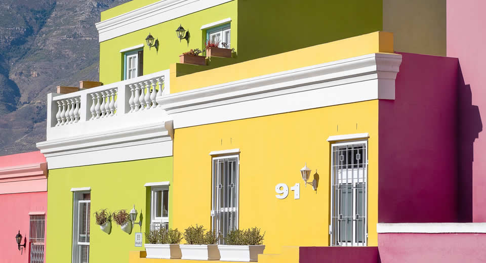 Leuke wijk in Kaapstad: Bo Kaap, bekijk alle tips | Mooistestedentrips.nl