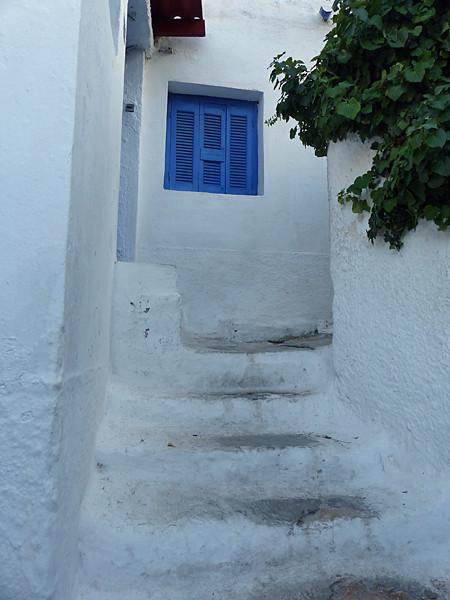 encore des escaliers blancs
