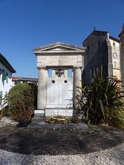 Saint André de Seignanx, Landes: monument aux morts, architectes Louis et Benjamin Gomez - Photo of Saint-Laurent-de-Gosse