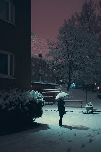 Last Night (Somewhere in Helsinki)