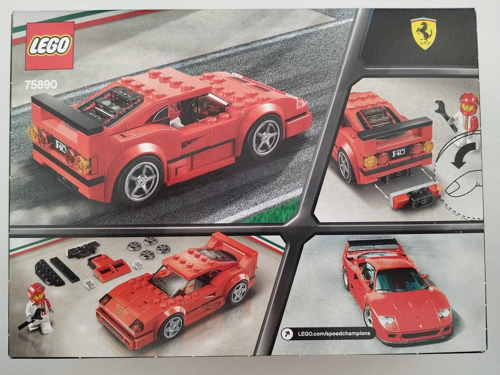 ThebrickReview: 75890 Ferrari F40 Competizione 33483842538_c3a207e7f6_b