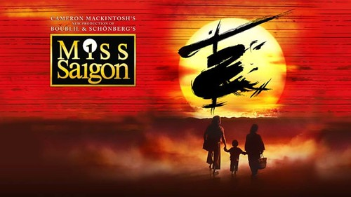 Editorial: Review of the Broadway Musical Miss Saigon at the Wharton Center