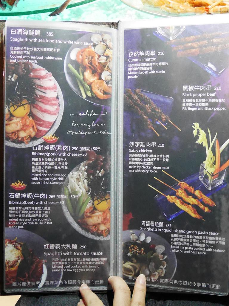 台北陽明山必吃夜景餐廳美食THETOP屋頂上食記心得價位 (4)