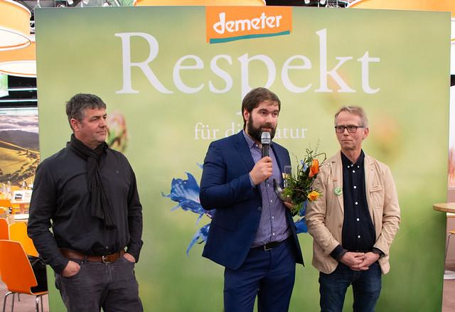 Demeter-Produkt des Jahres 2019