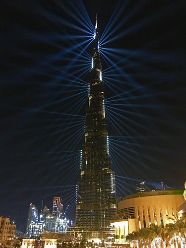 Burj Khalifa view2 from Walnut Grove