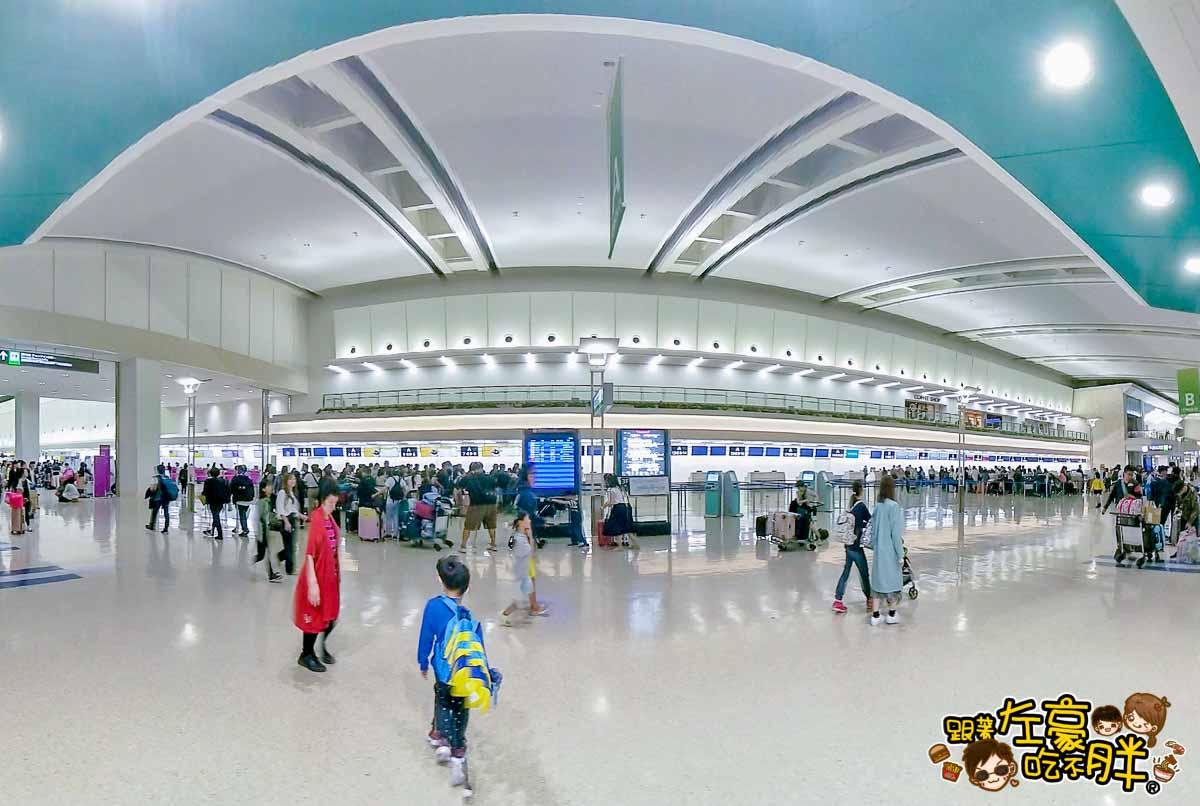 沖繩國際機場新航廈-25