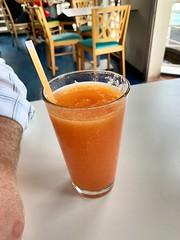 Lechoza juice