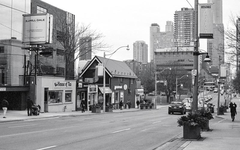 More Yonge St. in December