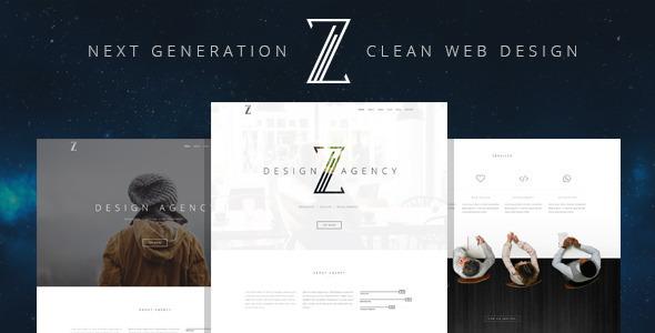 Zuut v1.4 - Clean Agency WordPress Theme