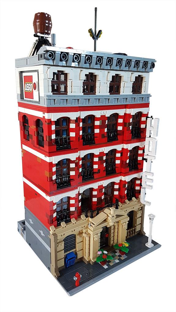 Brick Hotel 1