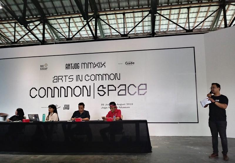 Presscon ARTJOG 2019