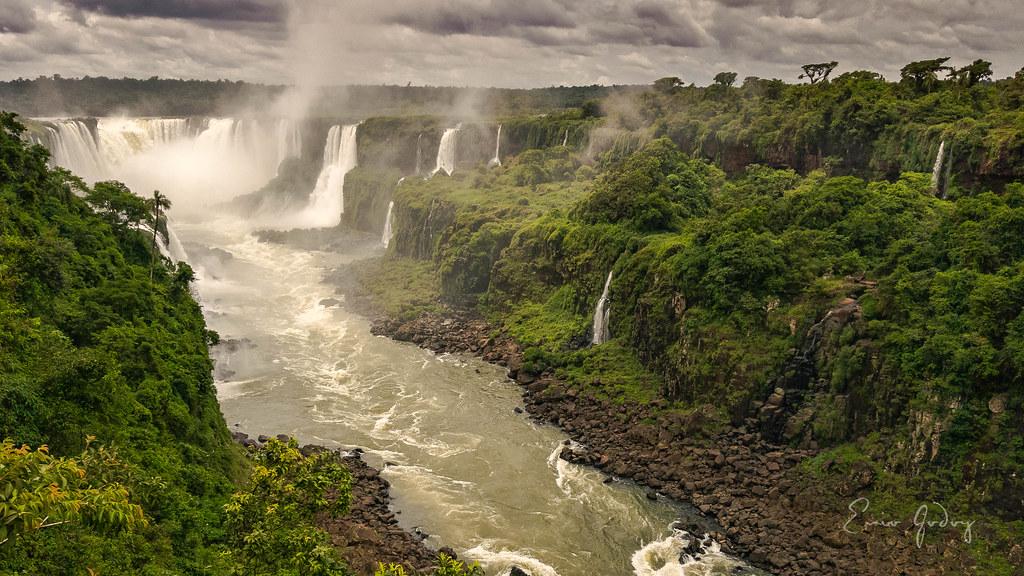 Iguaçu Falls #7