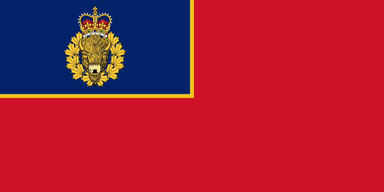 Flag of the RCMP