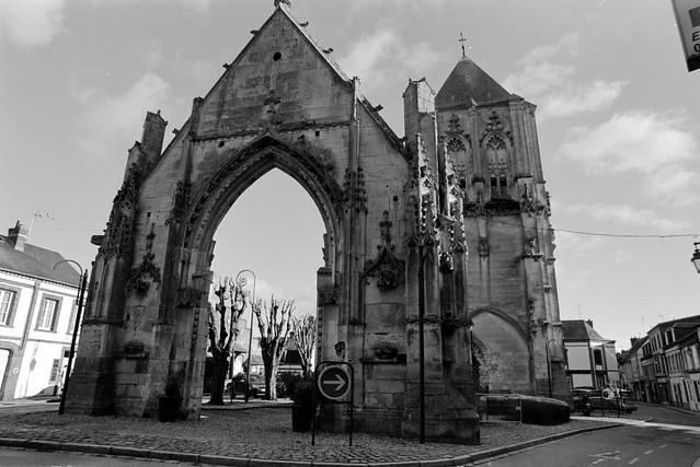 Eglise St-Jean de Verneuil-sur-Avre
